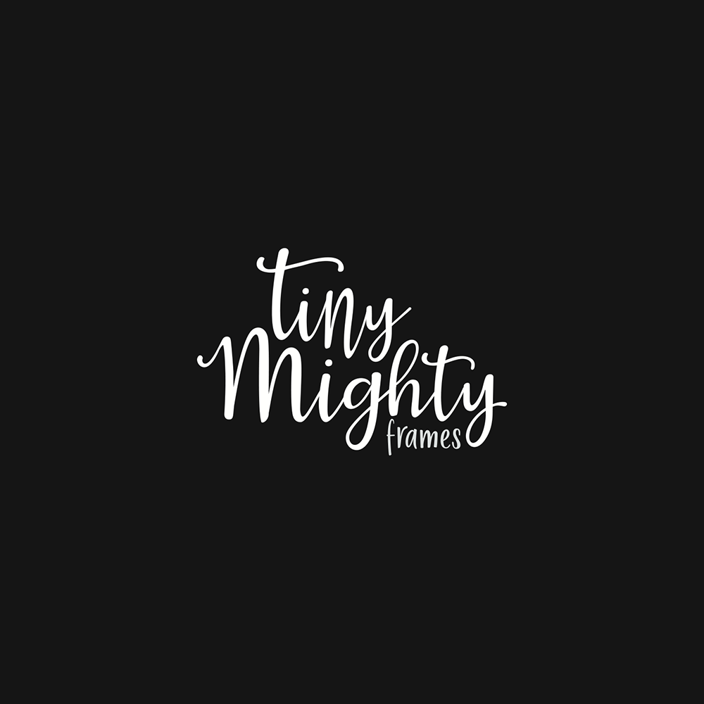 Excited to launch Tiny Mighty Frames rebranded!