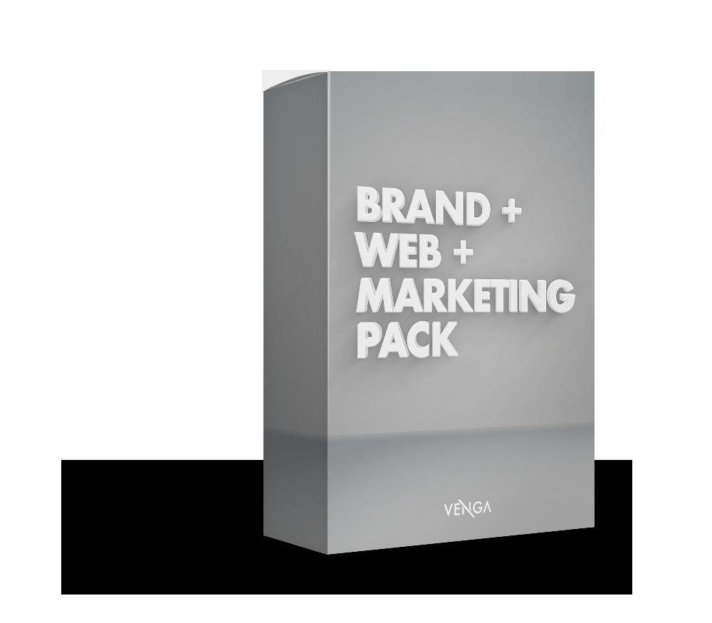 PRO | Brand + Web + SM