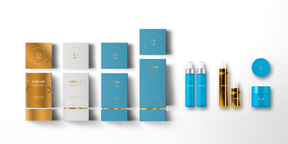 Beauty Brand Packaging